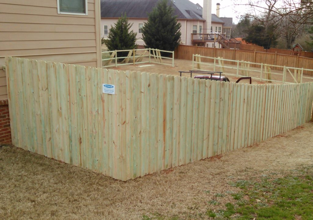 Wooden Fence Panels – Home of Exterior Fence Builders