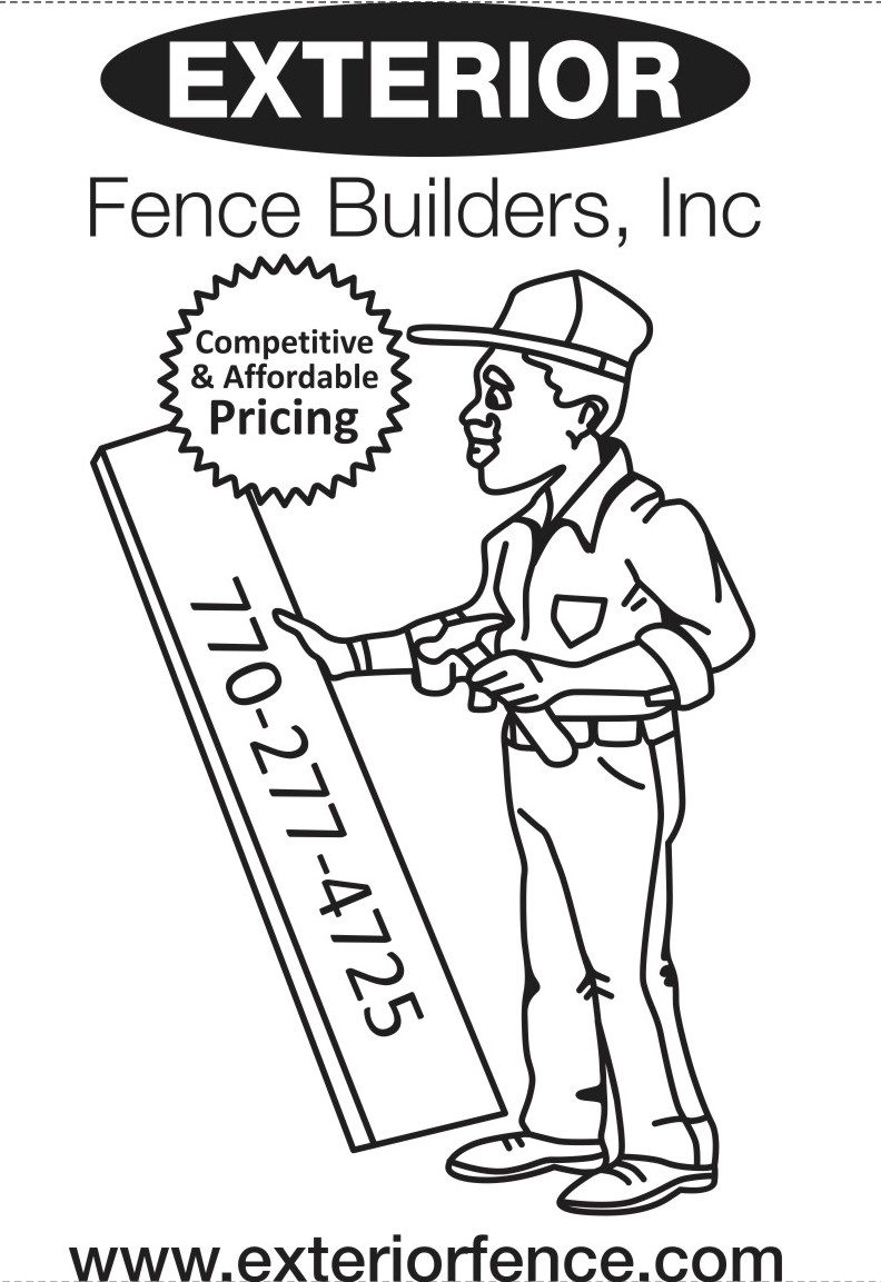 Exterior Fence Builders